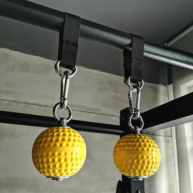 Bolas para treinamento de força das mãos e músculos do braço