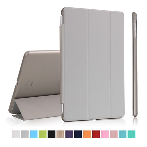New Arrival Wonderful 1:1 Smart Case For New iPad 9.7 inch 2017 Cover PU Leather Ultra thin Slim Case With Auto Sleep&Wake up new 3u ultra short computer case 380mm large panel big power supply ultra short 3u computer case server computer case