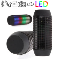 Shinco PULSE music pulse colorful wireless Bluetooth speakers LED lights flash card portable portable subwoofer