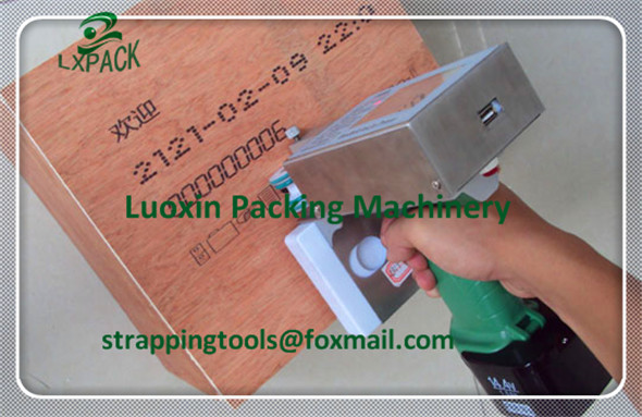 LX-PACK Lowest Factory Price printing continuous ink jet dod drop-on-demand piezo bar codes EAN ITF Datalogic MATRIX Interleaved