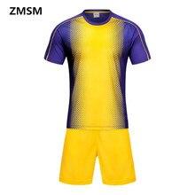 survetement football 2017 man Training football Jerseys sets custom Comfortable quick-drying Breathable soccer jerseys 2016 2017