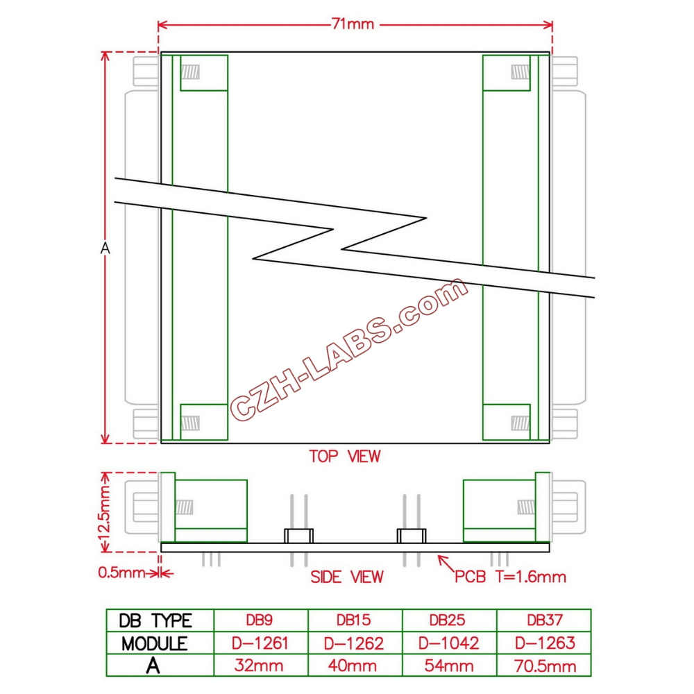 medium resolution of  db to db wiring diagram on db9 to db9 wiring diagram rj11 to db9 wiring
