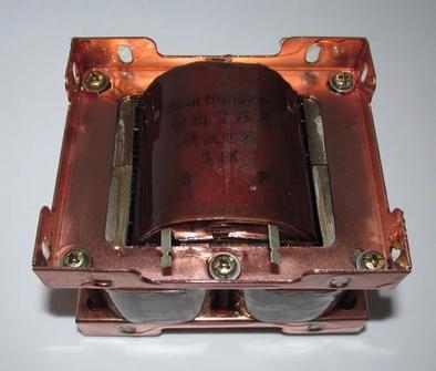 2PCS High-grade 3.5K: 4 ohm / 3.5k: 8 ohm / 3.5k: 16ohm / double C amorphous tube amp output transformer   USED стоимость