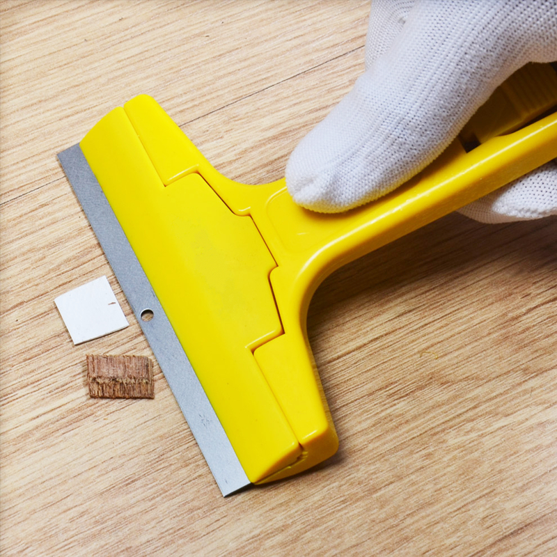 RDEER Portable Cleaning Shovel Knife With 10pcs SK5 Blade For Glass ...