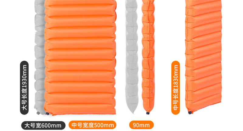 Outdoor Camping Inflatable Sleeping Pad NH15T051-P 32