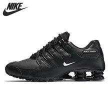 Original New Arrival  NIKE SHOX NZ EU Mens Running Shoes Sneakers