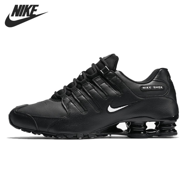 competitive price eade5 db42e Original New Arrival NIKE SHOX NZ EU Men s Running Shoes Sneakers