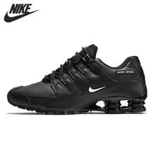 Original New Arrival NIKE SHOX NZ EU Men's Running Shoes Sne