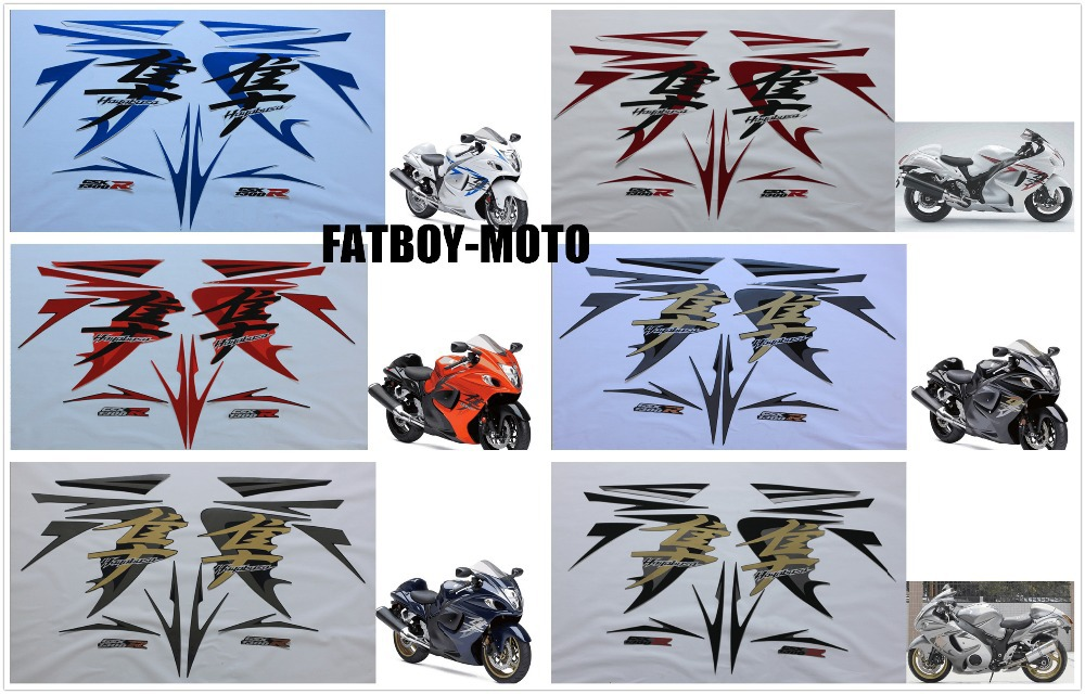 Online Get Cheap Suzuki Hayabusa Car Aliexpresscom Alibaba Group - Stickers for motorcycles suzuki