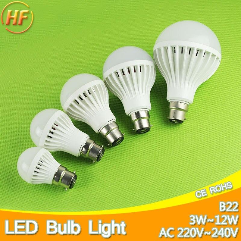 b22 led bulb 220v 3w 5w 7w 9w 12w ball bulb light bulb led lampada lampara bombilla ampoule smd. Black Bedroom Furniture Sets. Home Design Ideas