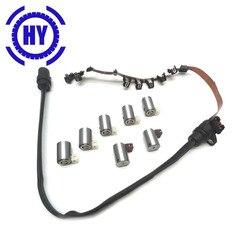 01M 01N 01P transmisji kable w wiązce 7 sztuka zestaw elektromagnetyczny uszczelka filtra 75446RFK