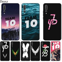 Silicone Mobile Phone Case For Honor Note 10 9 7X 7C 8X 8C 7A 6A 8 Lite Cover Jake Paul Team 10 Shell Bag(China)