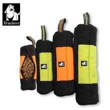 Truelove пустышка для корма для собак, сумка для лечения домашних животных, светоотражающая сумка для тренировки собак, игрушки для собак, карманная сумка для корма для домашних животных, сумка-дозатор