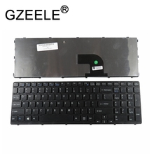 GZEELE جديد لسوني VAIO E15 SVE 15 SVE15 SVE1511 SVE15111 SVE15113 كمبيوتر محمول لوحة مفاتيح سوداء الولايات المتحدة الإصدار