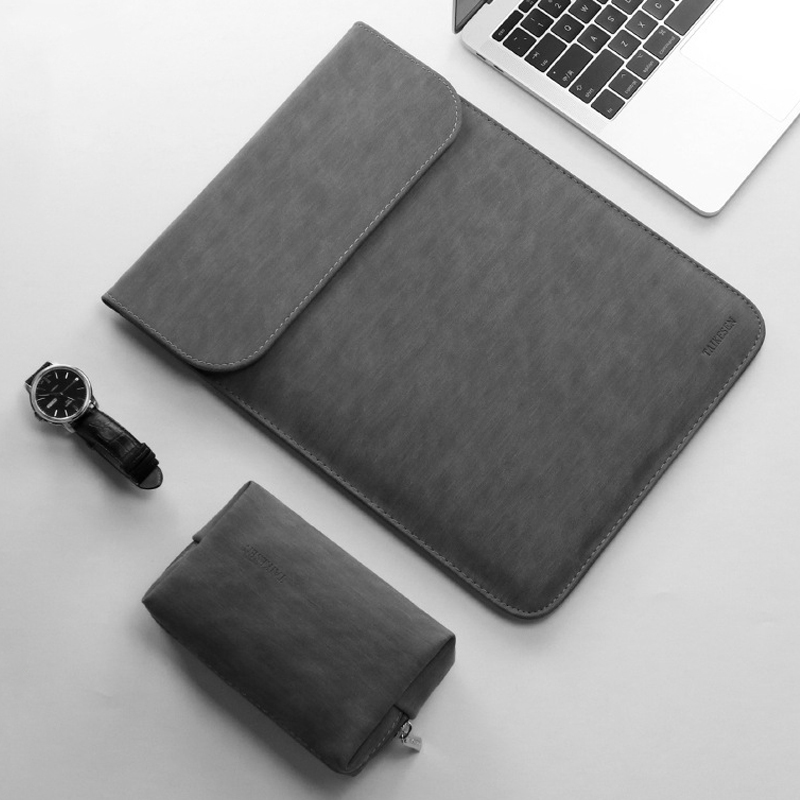 Luxury Laptop Soft Sleeve Bag Case For Apple Macbook Pro Retina Air 11 15 13/""
