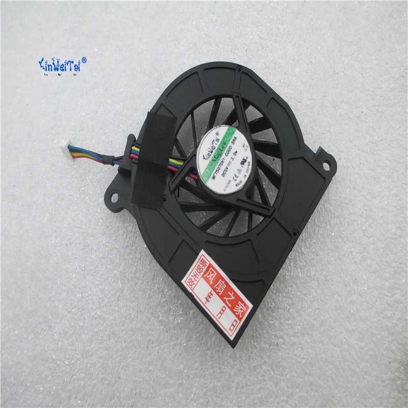 laptop cpu cooling fan Cooler FOR BDB0605HC DQ5D555CH01-5L61 5V 0.27A W466U personal computer graphics cards fan cooler replacements fit for pc graphics cards cooling fan 12v 0 1a graphic fan