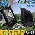 50 pçs/lote RGB conduziu a luz de inundação 10 w 20 w 30 w 50 w 85-265 V novo estilo holofotes RGB LEVOU ao ar livre luz