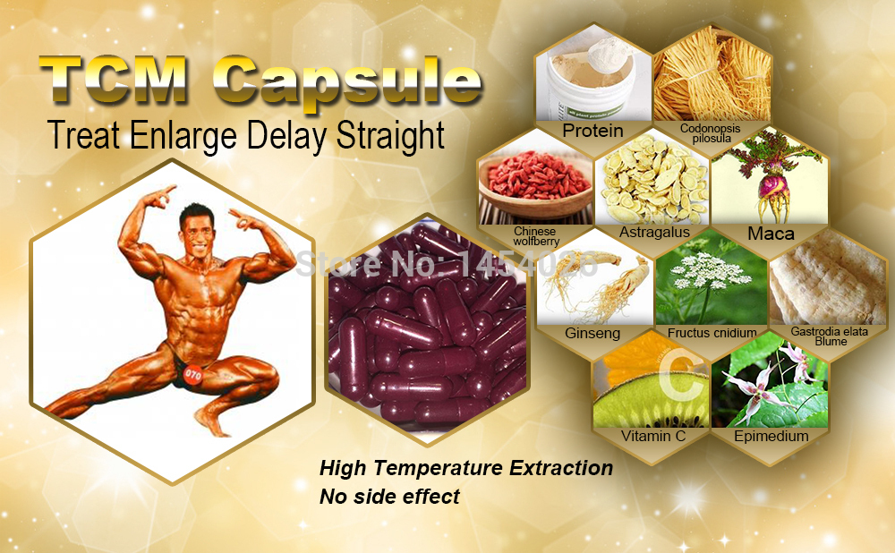 Natural To Treat Premature Ejaculation,Increase Sperm, Strengthen Body, Sex Product, Toys For Men,Peni Enlargement,Free Shipping