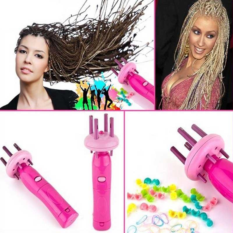 magical hair braiding machine tool