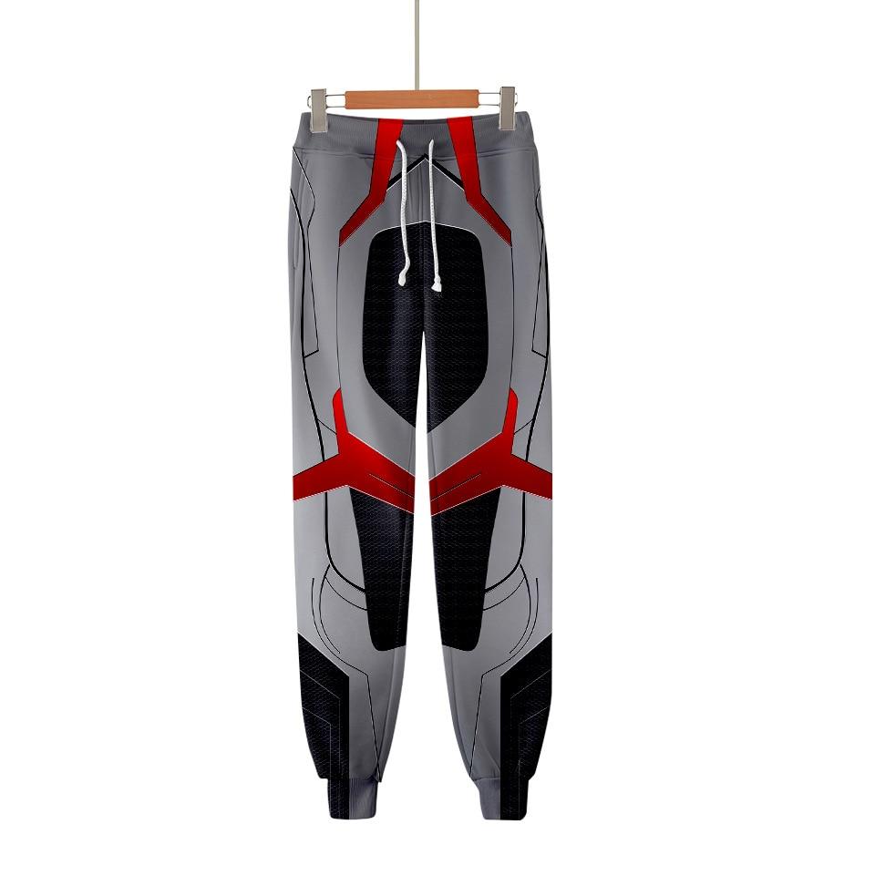 Clothing Trousers Jogging Avengers:Endgame Hip-Hop Take Unisex Hundred 3d-Print Leisure-Trend