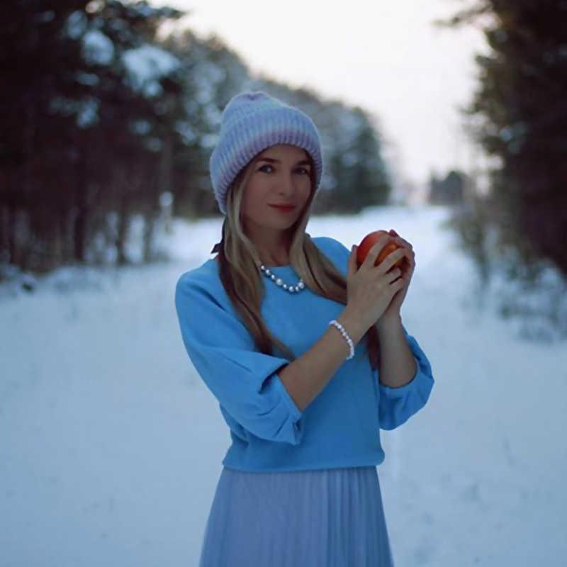 Daimi Trendy Barok Parel Armband Natuurlijke Witte Zoetwater Parel Witte Kleur, Cadeau Voor Vrouwen