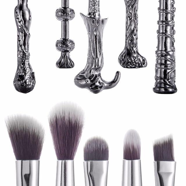 Magic Makeup Brushes Set