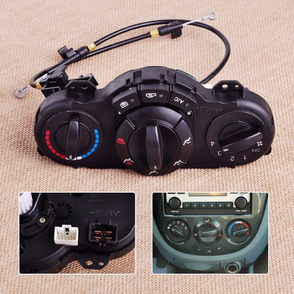 CITALL 96615408 Air Condition AC Heater Climate Control Switch Panel Button for Buick Excelle Wagon Chevrolet