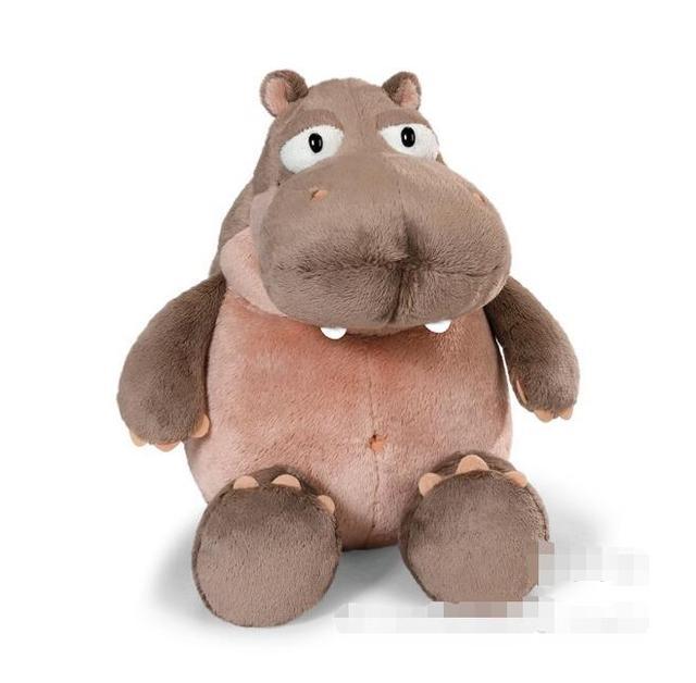Toys For Fat : Nici plush toy stuffed doll cute little hippopotamus hippo