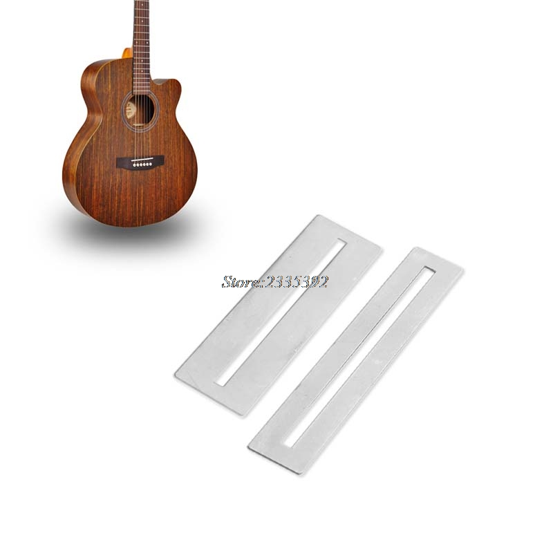 Musical Instruments Reasonable 1 Pair Fretboard Fret Protector Fingerboard Guard For Guitar Bass May15_35 An Enriches And Nutrient For The Liver And Kidney