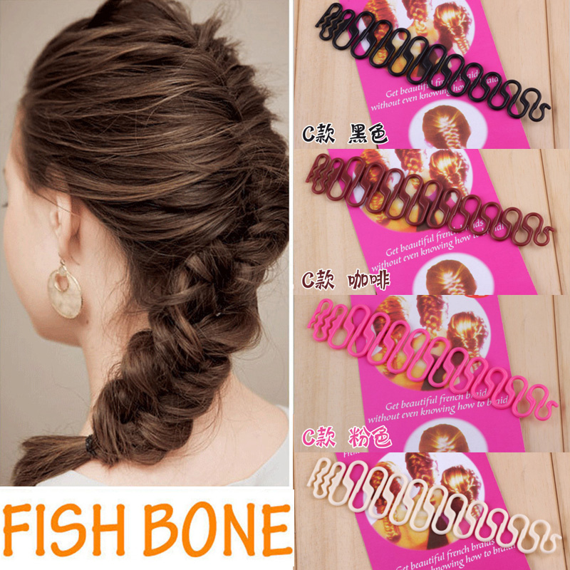 Fashion French Braid Tool Women Magic Hair Styling Hair Bun Maker Quality Braiding Hair Twist