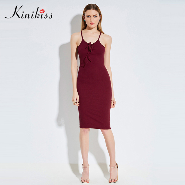 Stretch Summer Dresses 2018