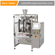 Automatic 5-500g vertical granular sugar packaging machine