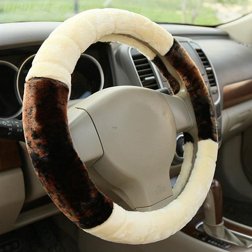 Vw polo new bora jetta free 6 lavida car steps leaps plush steering wheel cover  -  ShenZhen Yuanyi Co.,Ltd store