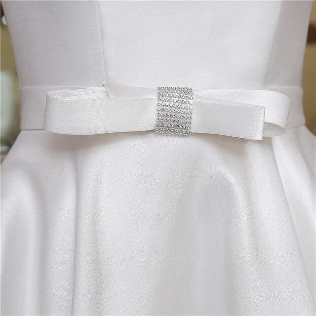 в наличии бисер sash короткие пром платья для вечеринок асимметричный фотография