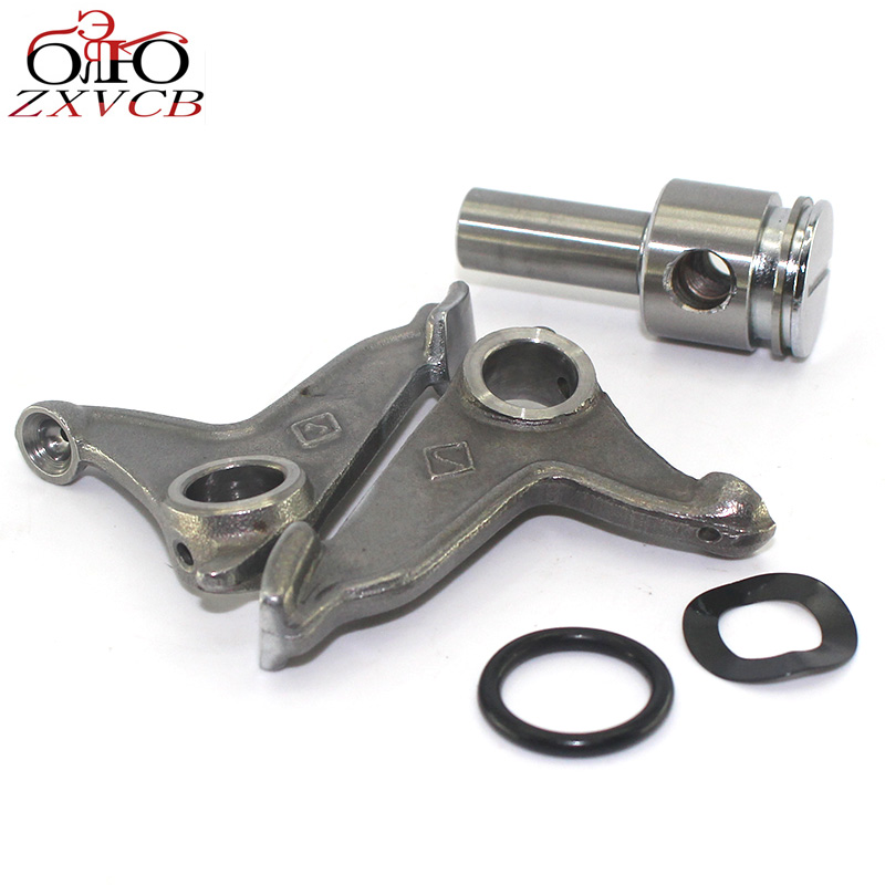 <font><b>Engine</b></font> Spare Parts For <font><b>Honda</b></font> CG 125 150 125cc <font><b>150cc</b></font> CG125 CG150 Motorcycle Silent Lower Rocker Arm image