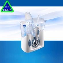 LINLIN H2ofloss Electric  Jet Teeth Waterflosser Dental Shower Cleaning Machine Dental Water Flosser Teeth Whitening Strips