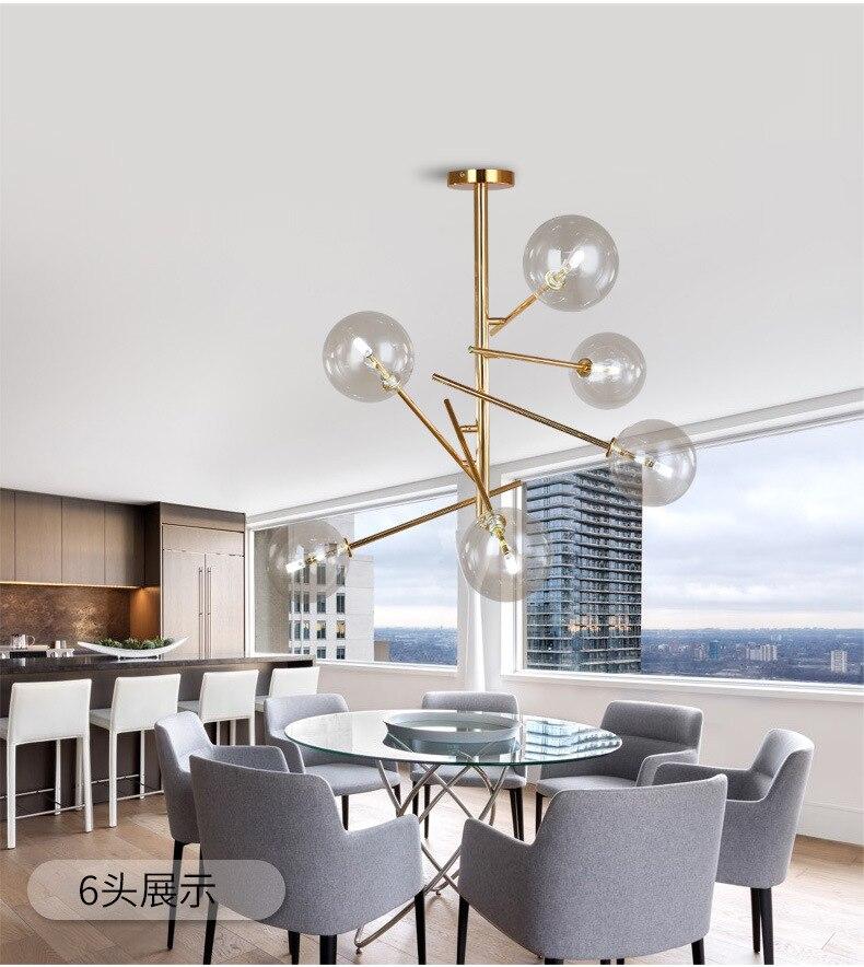Mordern Retro pendant lights lustres de sala industriel iron pendant Lamp for kitchen dining room Fixtures Luminaire lighting