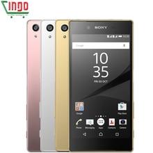 "Original Unlocked Sony Xperia Z5 Premium E6853/E6883 RAM 3GB ROM 32GB Octa Core 5.5"" IPS 23.0MP WIFI GPS 4G LTE Smart Phone"