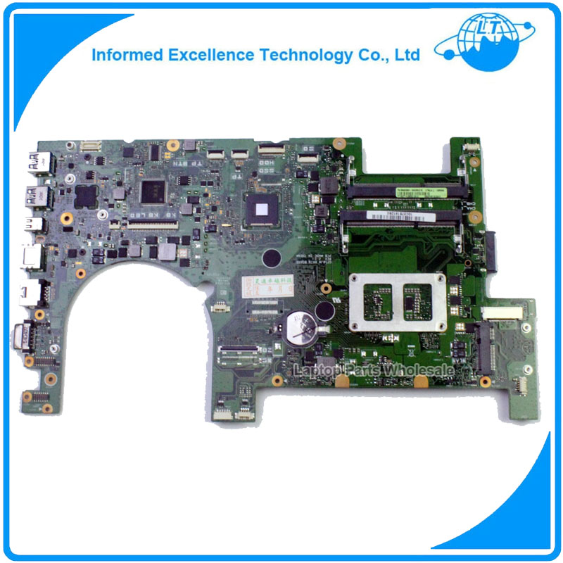 free shipping Original laptop motherboard 60N3HMB1200-C09 for ASUS G750JW REV2.1 with I7-4700HQ CPU motherboard Non-integrated
