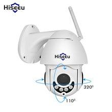 Hiseeu 1080P IP Camera Wifi Waterproof Mini PTZ Speed Dome Camera Outdoor 2MP IR Onvif CCTV Security Surveillance Camera P2P цена