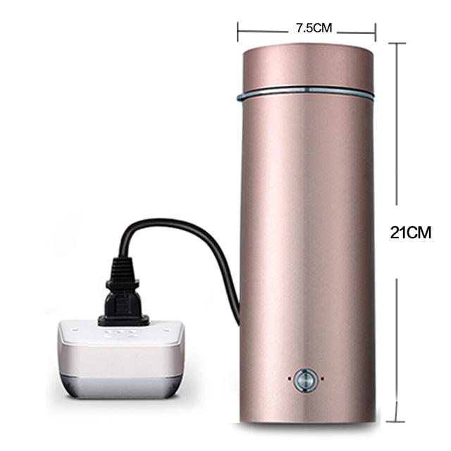 Portable 220V Kettle Mini Travel Electric Kettle, Automatic Heating ...