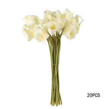 10 pcs/Lot Lily Flowers for Home Decor