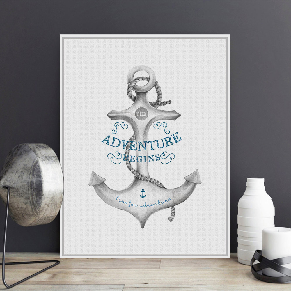 Large Anchor Wall Decor popular large anchor decor-buy cheap large anchor decor lots from