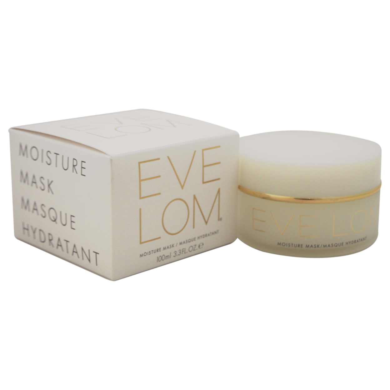 Moisture Mask by Eve Lom for Unisex - 3.3 oz Mask домкрат lom 1550271