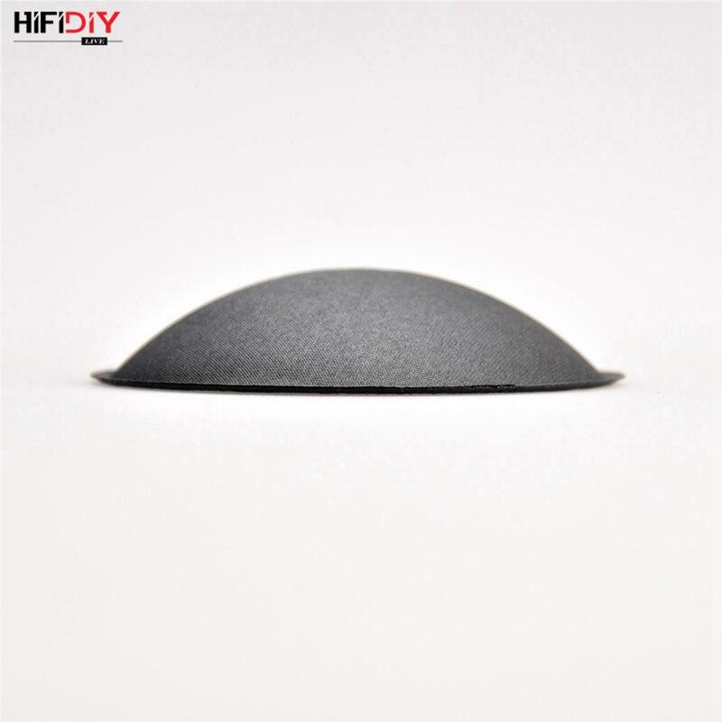 HIFIDIY LIVE 3 18 quot inch woofer Speaker Repair Parts Accessories black audio paper dust cover dome dust CAP Series 35 150mm in Speaker Accessories from Consumer Electronics