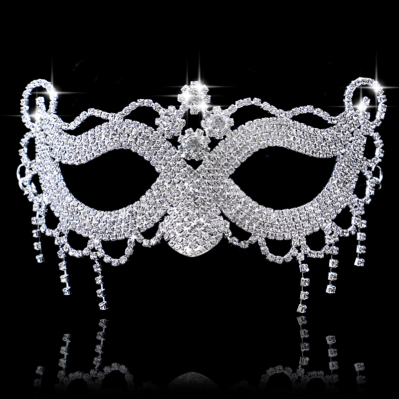 Buy rhinestones masks and get free shipping on AliExpress.com 61f7b7181800