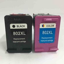Для HP 802 картридж для HP 802XL Deskjet 1000 1010 1050 1510 2000 2050 3050 J110a J210a J410a J510a J610a