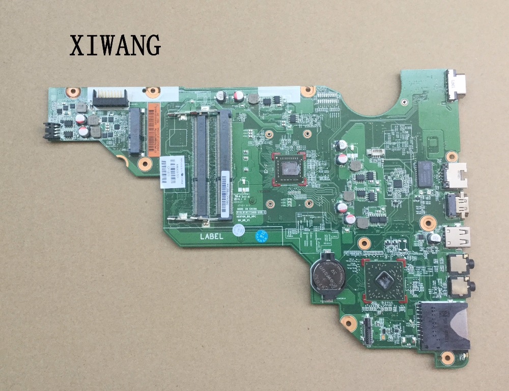 Free shipping CQ58 Laptop Motherboard 689072-001 for HP 655 E1-1800 689072-501 689072-601 Notebook Mainboard 100% Tested 744010 601 744010 501 for hp 640 g1 650 g1 laptop motherboard 744010 001 6050a2566402 mb a04 qm87 hd8750m mainboard 100% tested