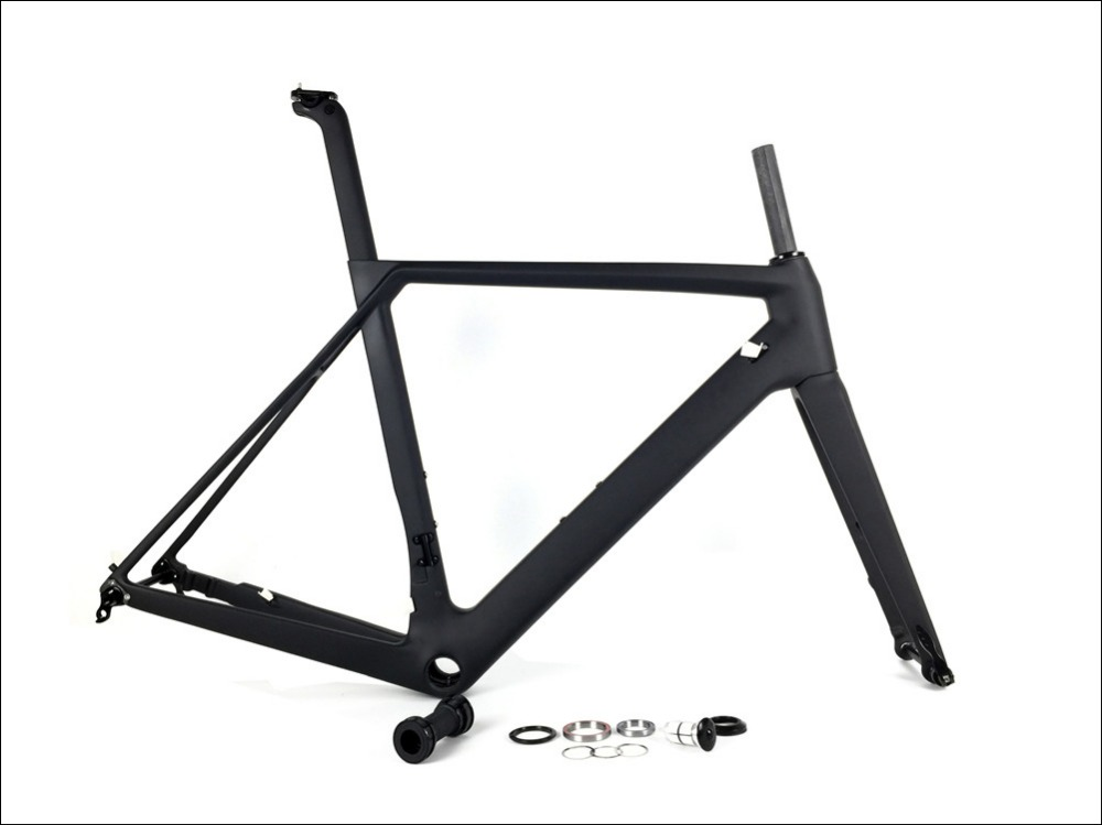 HTB1m.jNX5DxK1Rjy1zcq6yGeXXag - Spcycle 2019 New Disc Brake Carbon Road Bike Frames T1000 Full Carbon Racing Bicycle Frameset With 142*12mm & 100*12mm Thru Axle