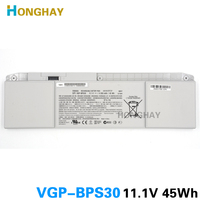 New Original VGP BPS30 Laptop Battery For SONY VAIO BPS30A SVT11 SVT13 T11 T13 SVT131 SVT131A11T